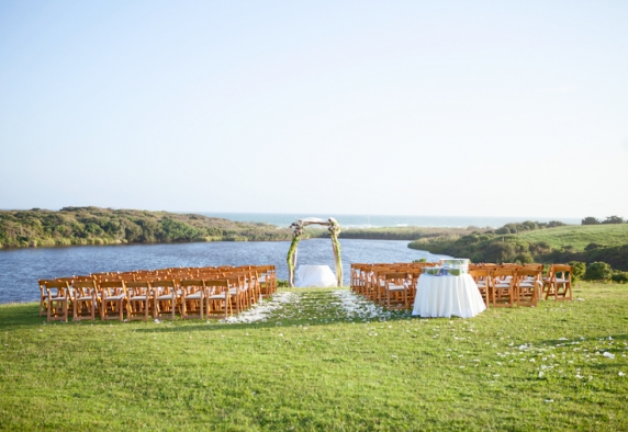Farm Weddings with an Ocean View